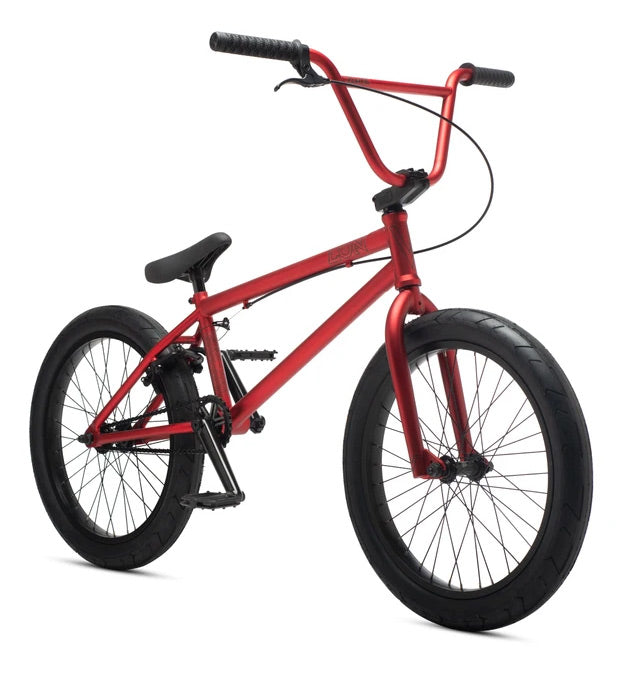 Verde Eon XL Bike in Red at Albe's BMX Online
