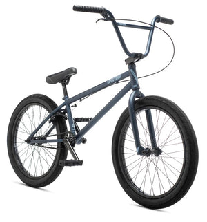 Verde Spectrum 22 Bike 2021 in blue at Albe's BMX Online