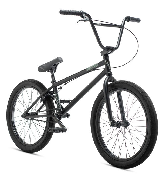 "Verde Spectrum XL 22"" Bike in Black at Albe's BMX Online"