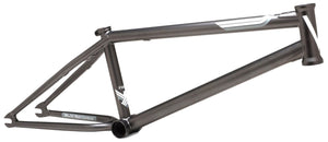 Verde Fides Frame in grey at Albe's BMX Online