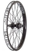VOLUME FOUNDATION REAR WHEEL Black - RHD