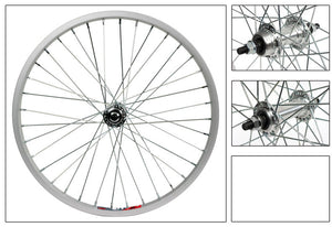ALLOY 36 SPOKE WHEELS