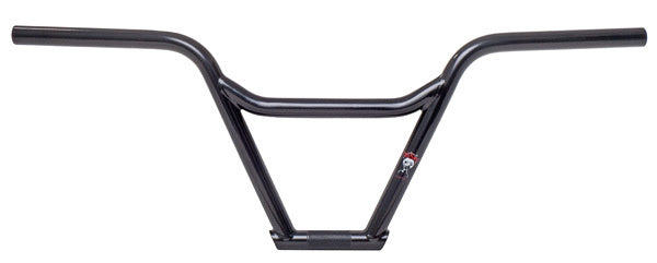Black Bonedeth Deadman bmx handle bars