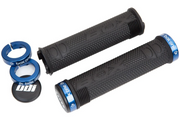 BOX ONE HEX LOCK-ON GRIPS Blue