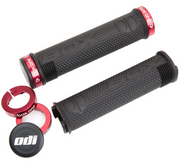 BOX ONE HEX LOCK-ON GRIPS Red