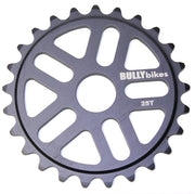 BULLY USA MADE SPROCKET Black/25t