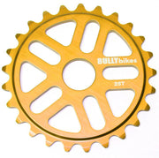 BULLY USA MADE SPROCKET Gold/25t