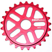 BULLY USA MADE SPROCKET Red/25t