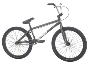 "Sunday Model C 24"" Bike 2021 in Trans Grey at Albe's BMX Online"