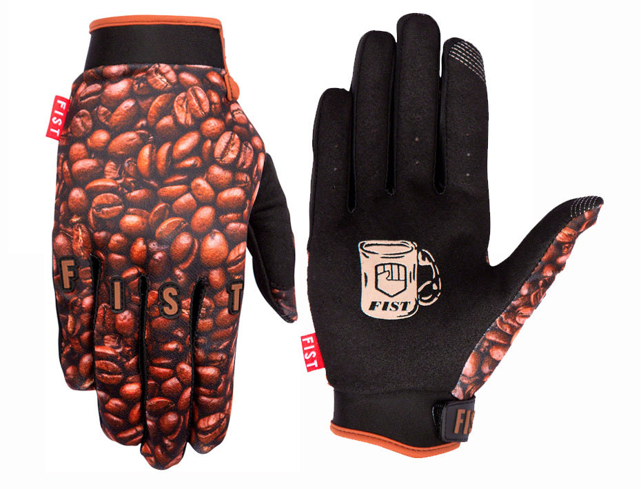 Fist Handwear Nick Bruce Bean Gloves at Albe's BMX Online