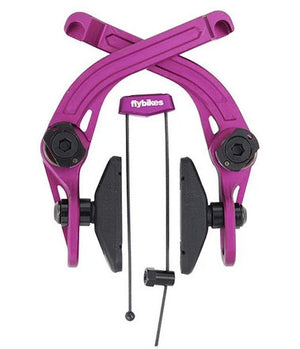 Fly Bikes Clasico Brake in purple at Albe's BMX Online