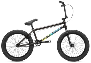Kink Whip XL Bike 2021 in Black Fade at Albe's BMX Online