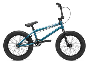 "Kink Carve 16"" Bike 2021 in teal at Albe's BMX Online"
