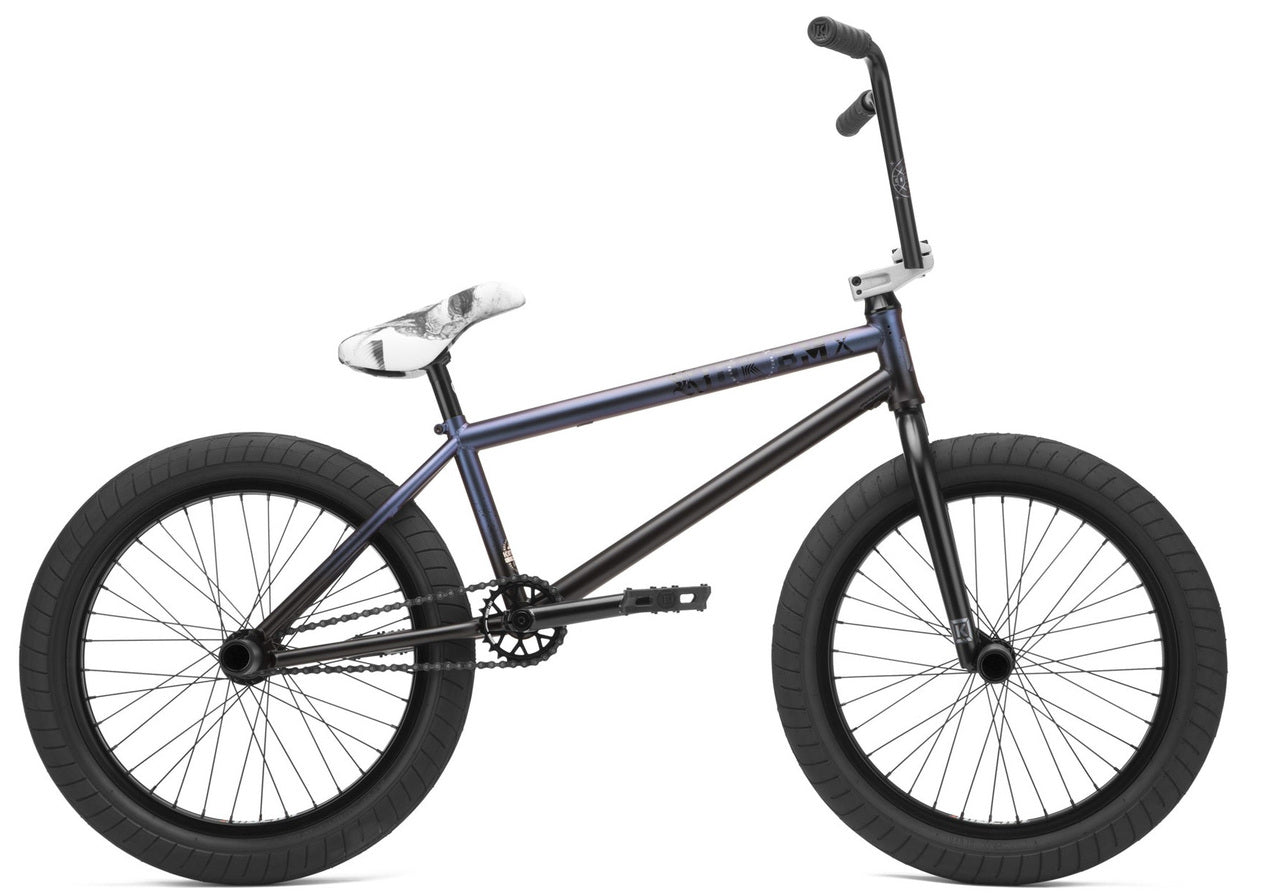 Kink Switch Bike 2021 in purple at Albe's BMX Online