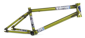 Subrosa OM Frame in green at Albe's BMX Online