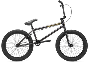 Kink Gap Bike 2021 in Black Chrome at Albe's BMX Online