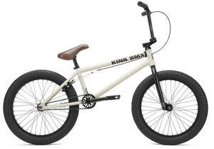 Kink Gap Bike 2021 in Bone White at Albe's BMX Online