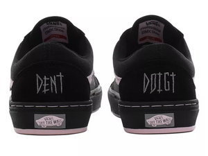 Vans Old Skool Pro BMX Shoes Matthias Dandois Black / Pink at Albe's BMX Online