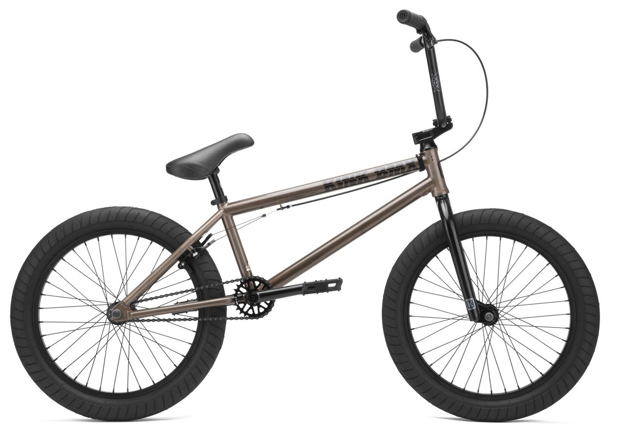 Kink Gap XL Bike 2021 in Raw Copper at Albe's BMX Online