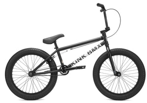 Kink Curb Bike 2021 bike in Black at Albe's BMX Online