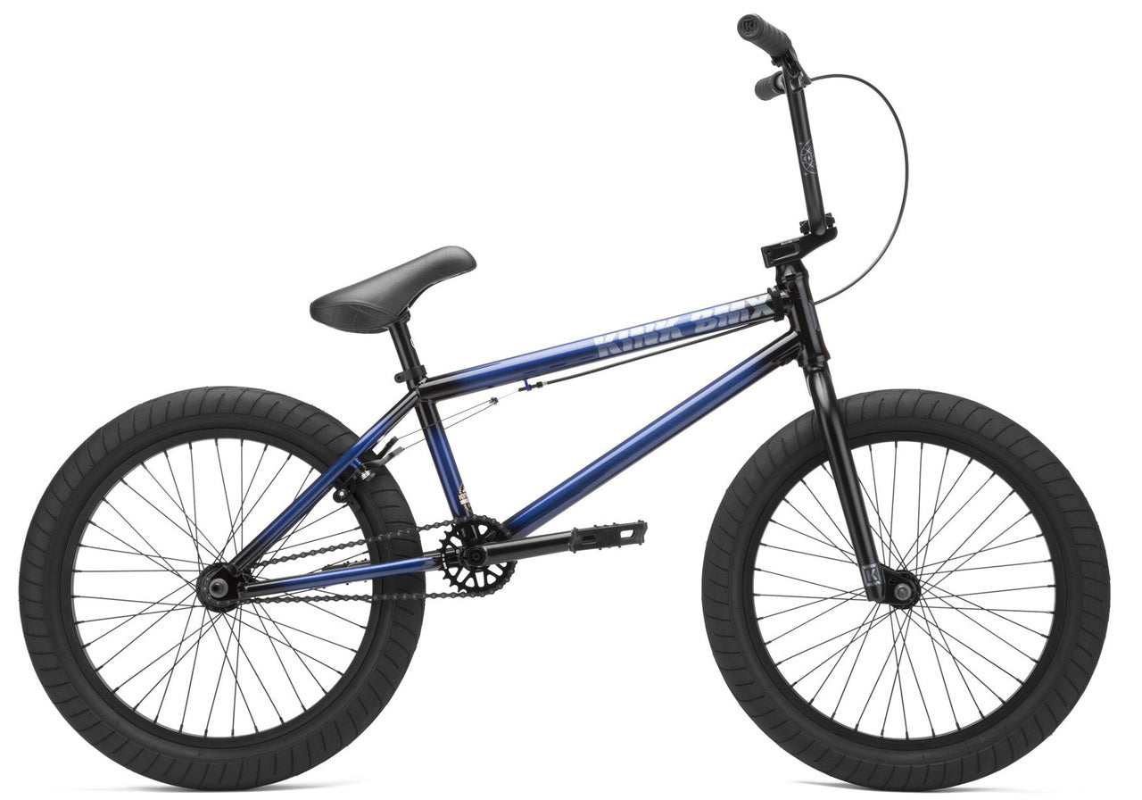 Kink Gap FC Bike 2021 in Blue at Albe's BMX Online