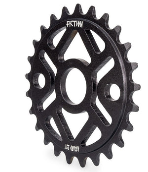 Stolen Asgard Sprocket in black at Albe's BMX Online