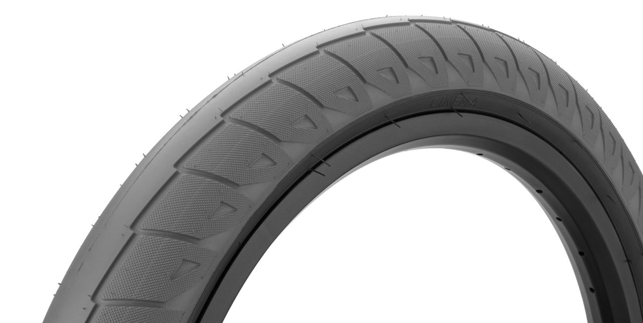 Cinema Williams Tire in grey color at Albe's BMX Online