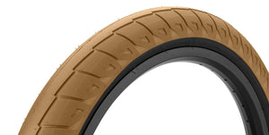 Cinema Williams Tire in gum color at Albe's BMX Online