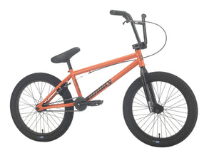 Sunday Blueprint Bike 2021in Bright Red at Albe's BMX Online