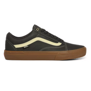 Vans Old Skool Pro Bmx Shoes (Dennis Enarson) 11 - Olive/Gum