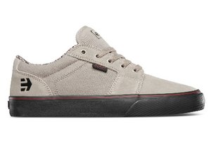 Etnies Barge LS Shoe (Tan/Black)