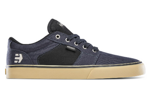Etnies Barge Preserve Shoes (Navy/Black)