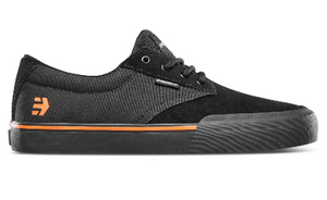 Etnies Jameson Vulc X Doomed Shoes (Black/Raw)