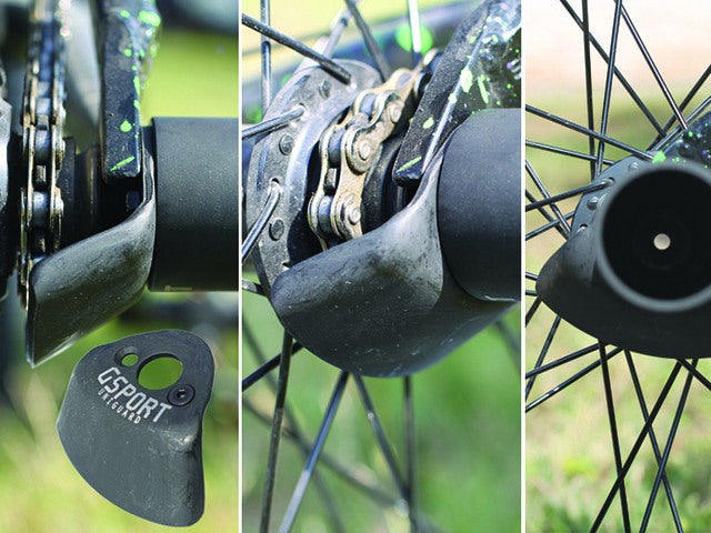 GSPORT UNIGUARD REAR HUB GUARD