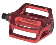 HARO FUSION DX ALLOY PEDALS Red - 9/16