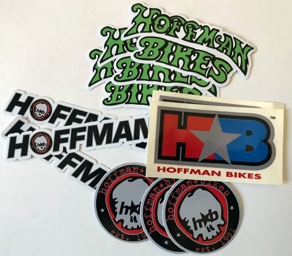 Hoffman Assorted Sticker Pack