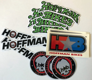 Hoffman Assorted Sticker Pack 14 Piece