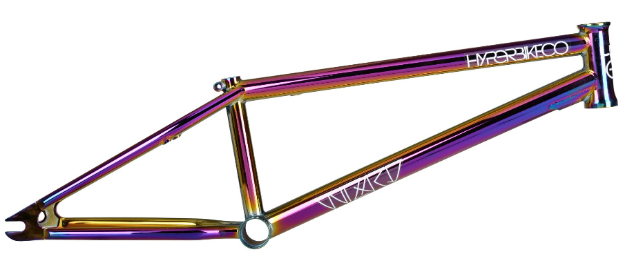 20.4 Inch Top Tube Frames