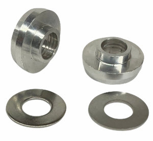 "Bully 3/8"" to 14mm Axle Adapters"