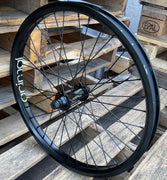 Animal Javelin Front Wheel Black