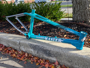 Haro Lineage Master Frame 2017 (Built for Simon Tabron)