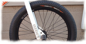 KHE Premium Folding Kevlar Dirt Tire