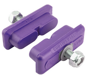 Kool Stop Continental Brake Pads Purple