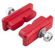 Kool Stop Continental Brake Pads Red