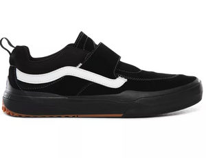 Vans Kyle Walker Pro 2 Shoes (Black/Gum)