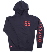 Odyssey Franchise Pullover Hoodie Navy/XL