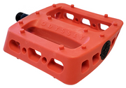 ODYSSEY TWISTED PRO PC PEDALS Bright Red - 9/16