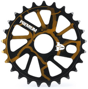 Premium Gnarstar Sprocket 25t - Smoke Gold