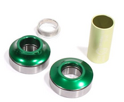 Profile Mid Bottom Bracket 19mm/Green