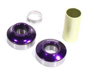 Profile Mid Bottom Bracket 19mm/Purple